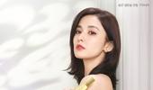 LG생활건강 숨, 중국 유명배우 '구리나자' 글로벌 모델 발탁