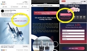 [베트남 리포트] 베트남, SNS 이용한 유명 화장품 브랜드 불법위조 판매 '주의보'
