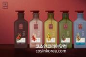 애경산업, 프리미엄 헤어케어 라인 '동의홍삼' 출시