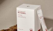 큐브미, 홍삼 스틱 '레드진생 플러스' 출시