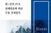 코트라, '한-중미 FTA 전체발효 수출 유망품목' 보고서 발간
