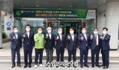 권칠승 중기부 장관, 국내 최초 헴프(대마) 산업화 현장 점검