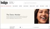 [캐나다 리포트] 더 디톡스 마켓, 캐나다 '인디고'와 파트너십 체결