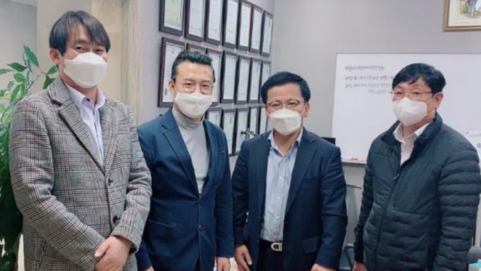 유진바이오텍, 대전세종중기청과 면담 '기업 현황, 애로사항 전달'